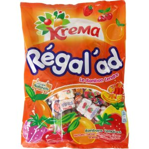 French Candies / Sweets Lutti - Regalad Krema - My French Grocery