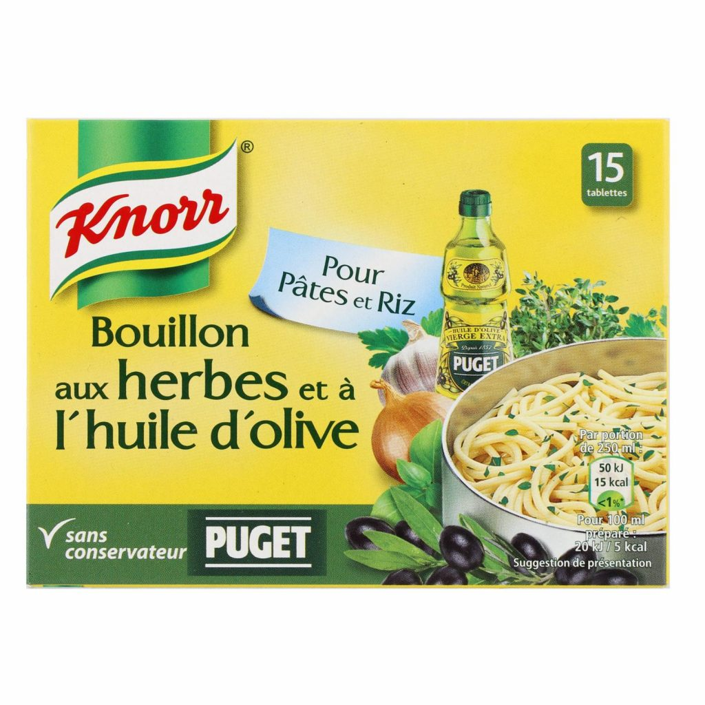 French Vegetables Soup- My French Grocery