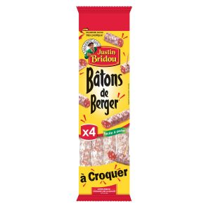 """French sausage """"Justin Bridou"""" - My french grocery"""
