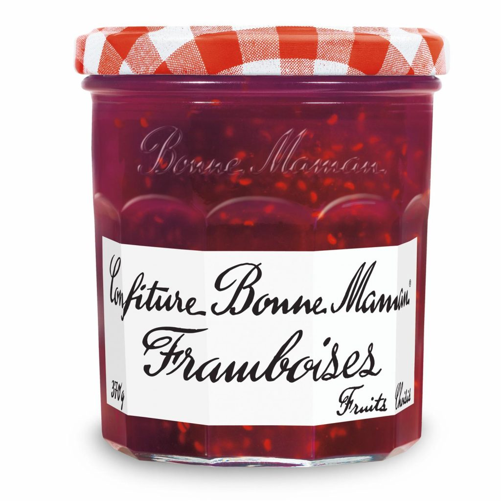 French Rasperry Jam - My French Grocery