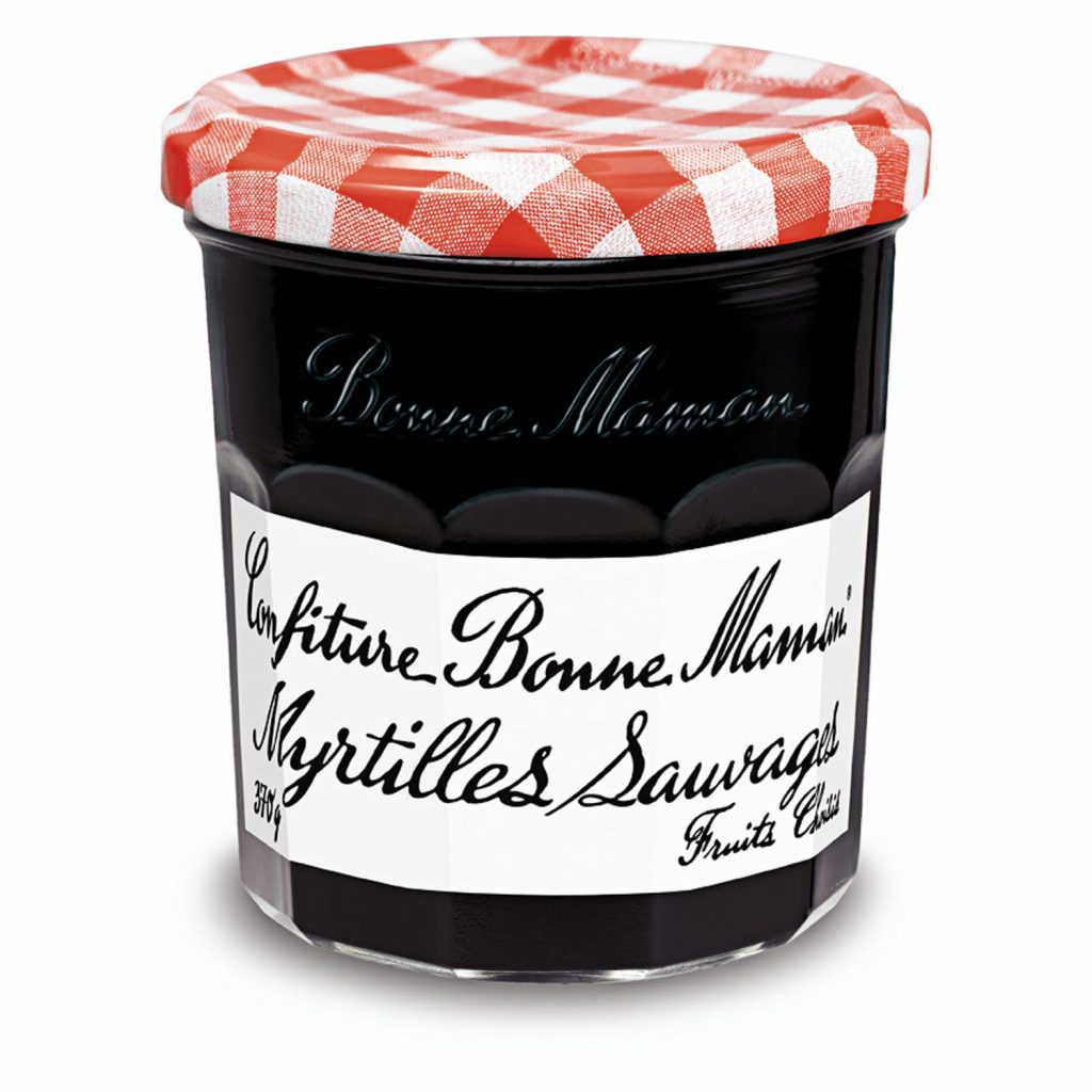 French Blueberry Jam - My French Grocery