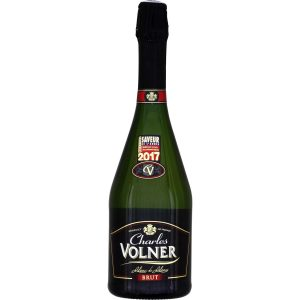 sparking wine charles volner brut - My french Grocery