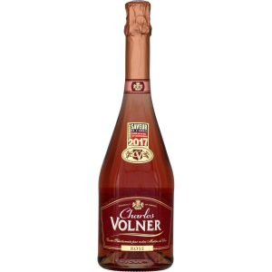 sparking wine charles volner rosé - My french Grocery