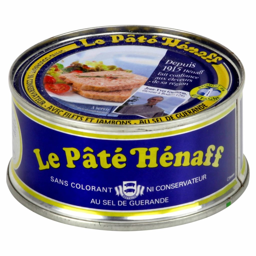 """French Terrine """"Henaff"""" - My french grocery"""