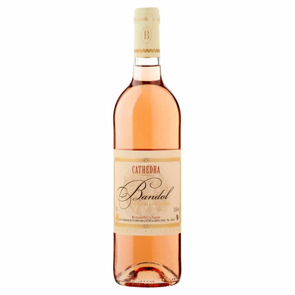 French rosé wine - My french Grocery - BANDOL