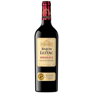 French red wine - My french Grocery - BARON DE L'ESTAC