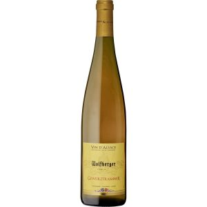 French white wine - My french Grocery - GEWURTZTRAMINER²