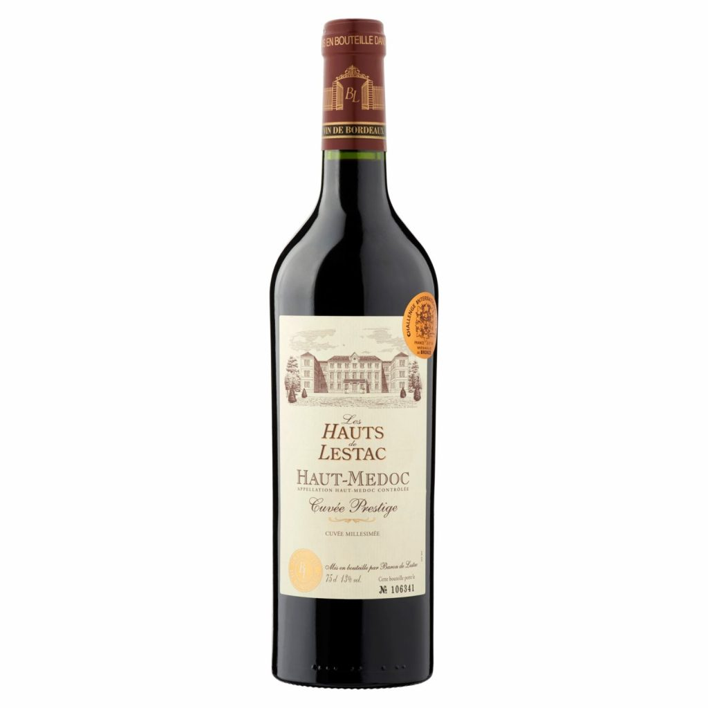 French red wine - My french Grocery - LESTAC