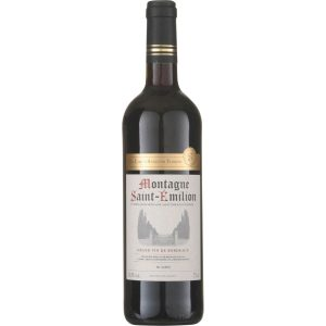 French red wine - My french Grocery - MONTAGNE ST EMILION