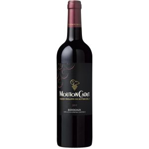 French red wine - My french Grocery - MOUTON CADET