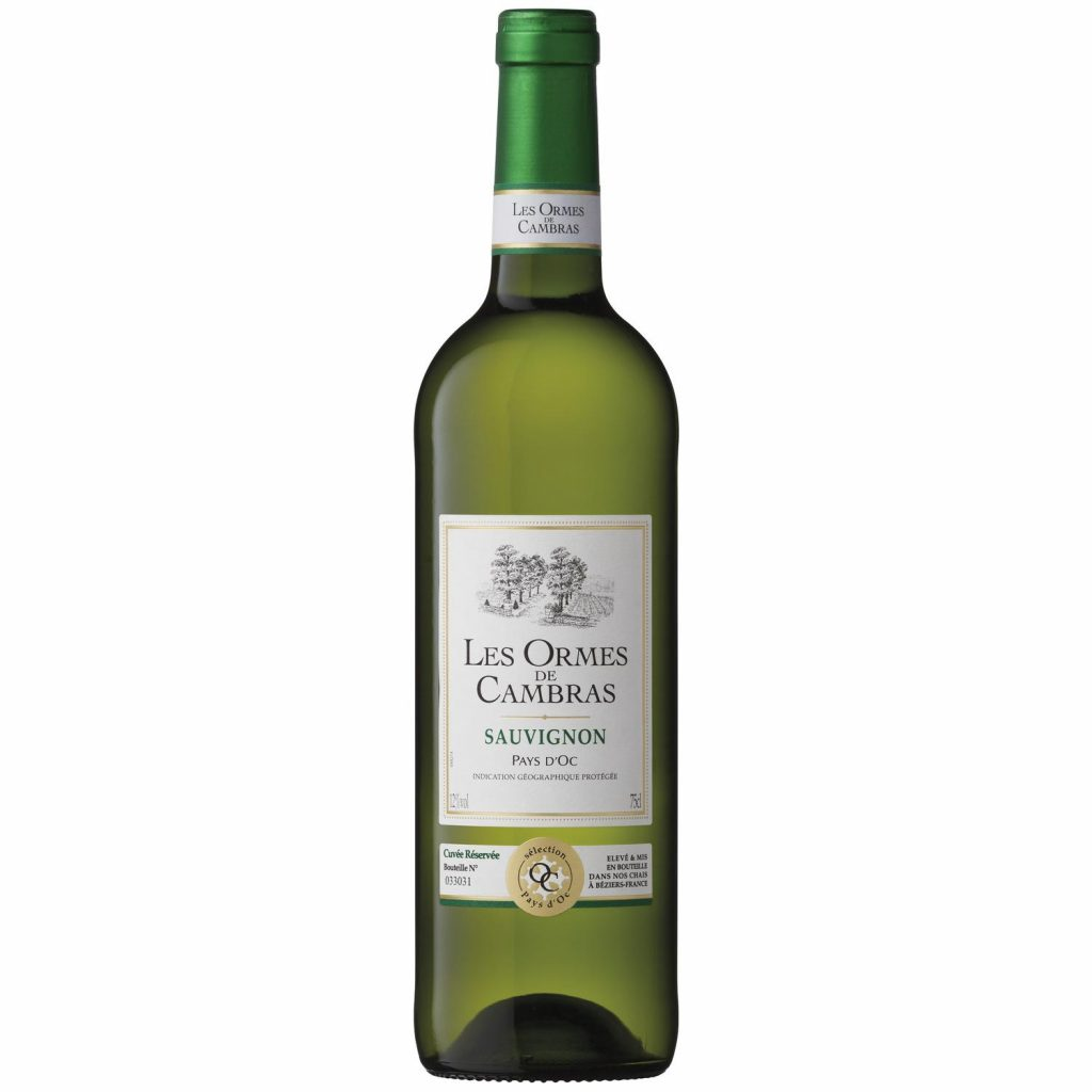 French white wine - My french Grocery - ORMES