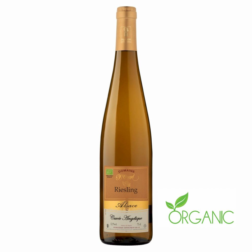 French white wine - My french Grocery - ORGANIC RIESLING
