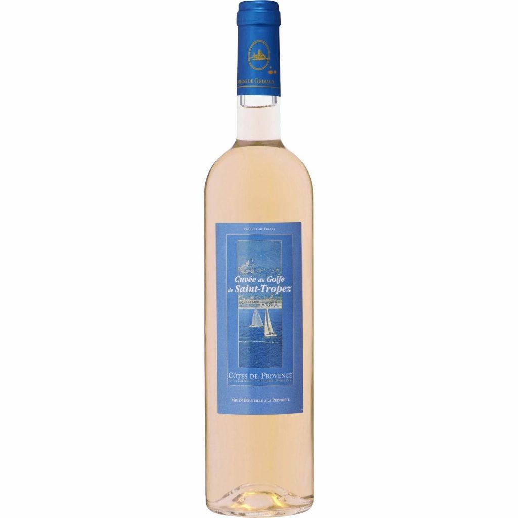 French rosé wine - My french Grocery - ST TROPEZ²