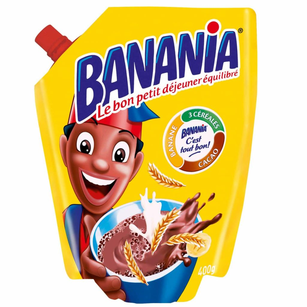 Chocolat En Poudre Banania - My French Grocery