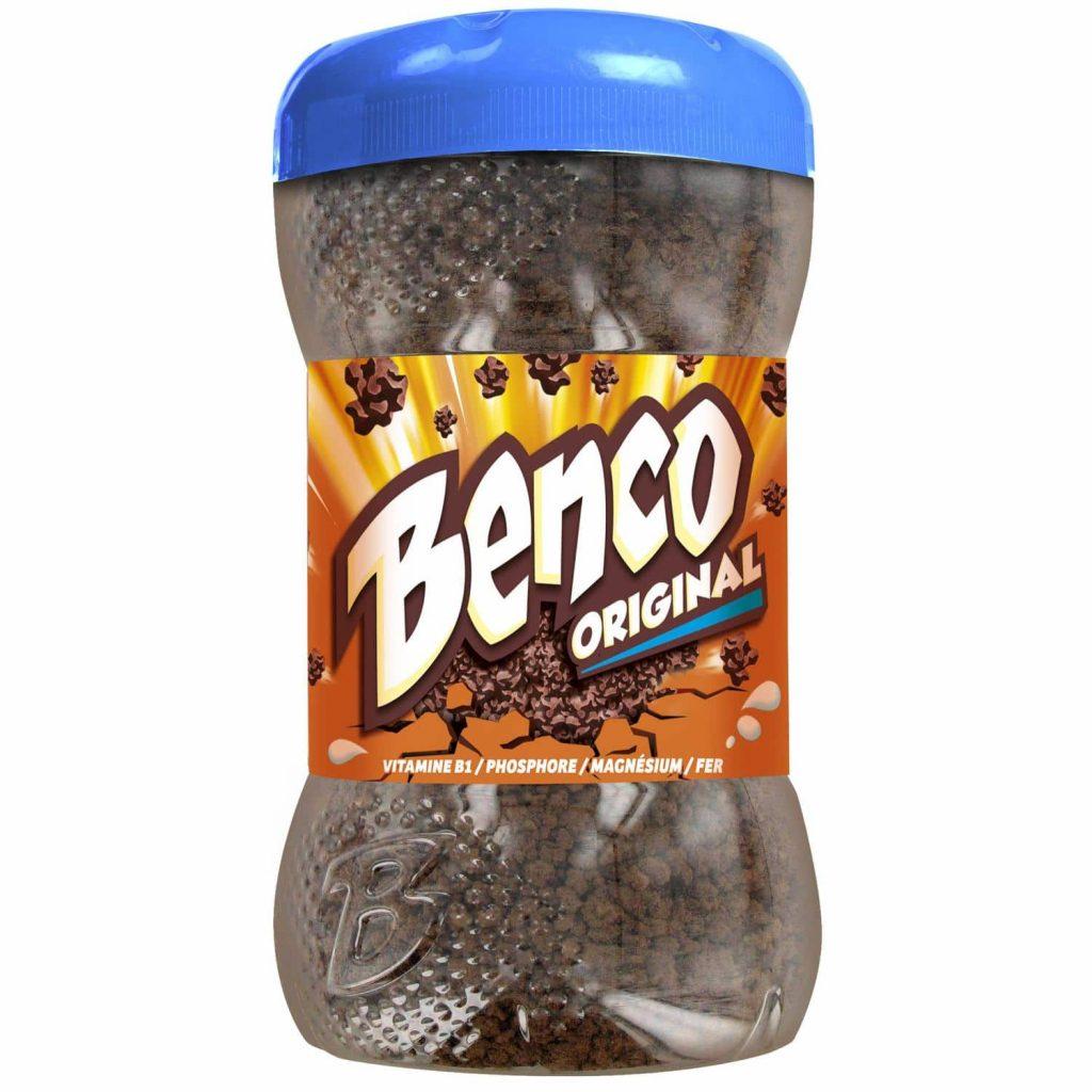 Chocolat En Poudre Benco - My French Grocery