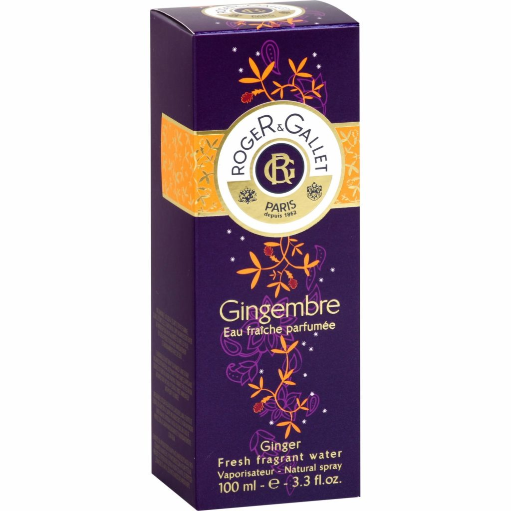 Eau Parfumée Gingembre Roger & Gallet - My French Grocery