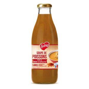 Soupe De Poisson Au Piment D'Espelette Liebig - My French Grocery