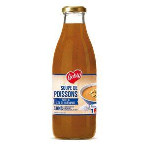 Soupe De Poisson Au Sel De Guérande Liebig - My French Grocery