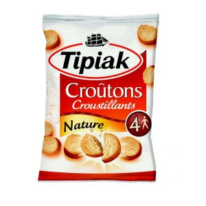 Croûtons Nature Tipiak - My French Grocery