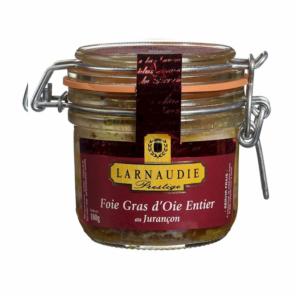 Foie Gras D'Oie Au Sauternes Larnaudie - My French Grocery
