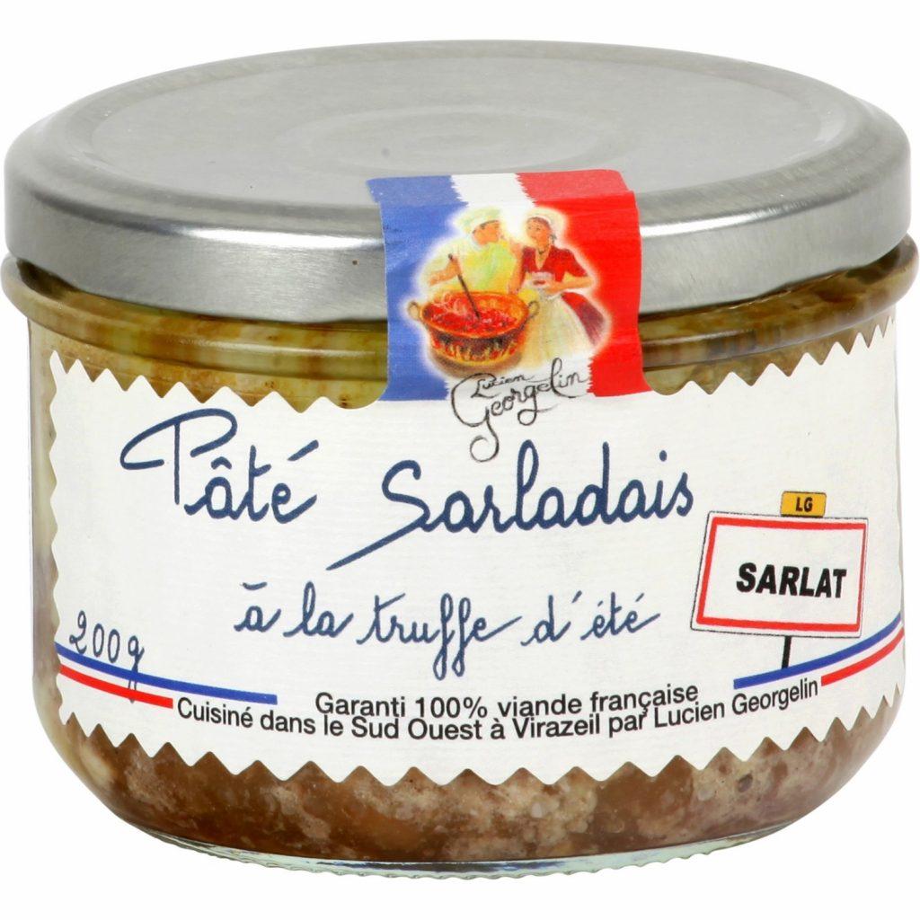 Paté Sarladais De Trufa Lucien Georgelin