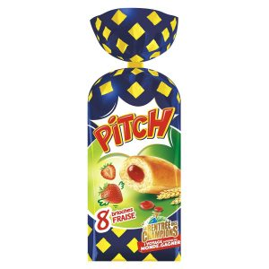 Brioches Fraise Pitch Pasquier - My French Grocery