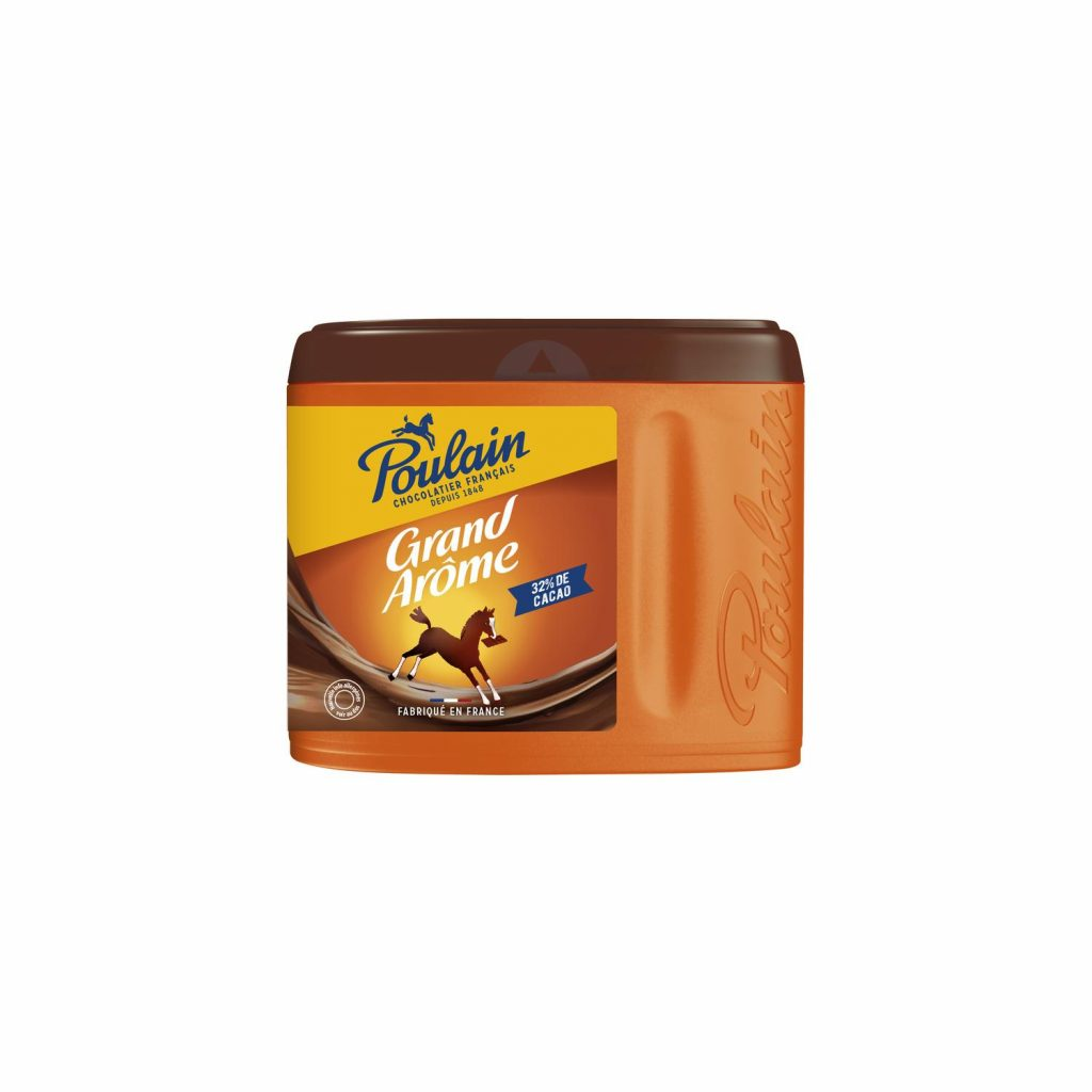 Chocolat En Poudre 32% Cacao Poulain - My French Grocery