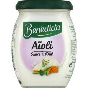 Salsa Alioli Benedicta