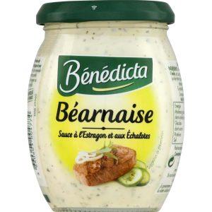Salsa Bearnesa Benedicta