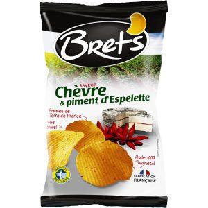 Patatas Fritas Queso De Cabra & Pimiento Espelette Bret's