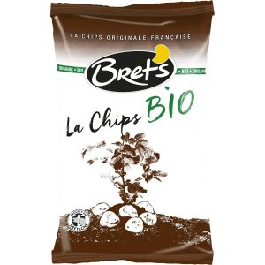 Chips Bio Au Sel De Guérande Bret's- My French Grocery