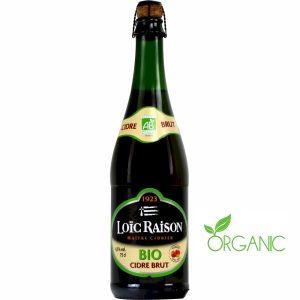Cidre Brut Bio Loïc Raison - My French Grocery