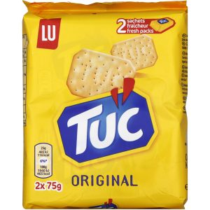 Biscuits Apéritif Crackers Original Tuc X2 - My French Grocery