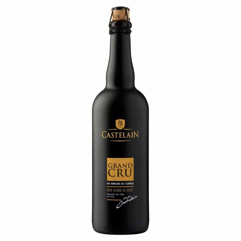 Bière Blonde De Garde Castelain - My French Grocery
