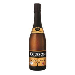 Cidre Doux de Normandie Ecusson - My French Grocery