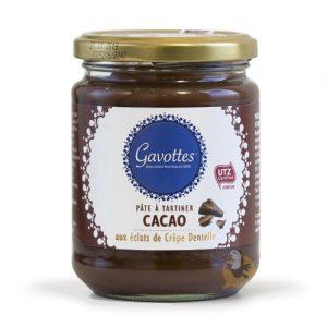Crema De Untar Crunchy Gavottes