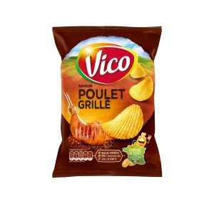 Chips Poulet Grillé Vico - My French Grocery