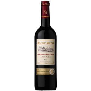 Vino Tinto Cabernet-Sauvignon Roche Mazet