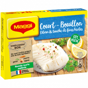 Court-Bouillon Fines Herbes Maggi - My French Grocery