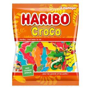 Original Haribo Croco Bonbons