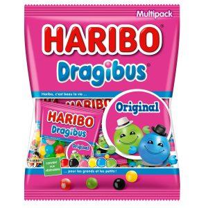 Original Haribo Dragibus Bonbons