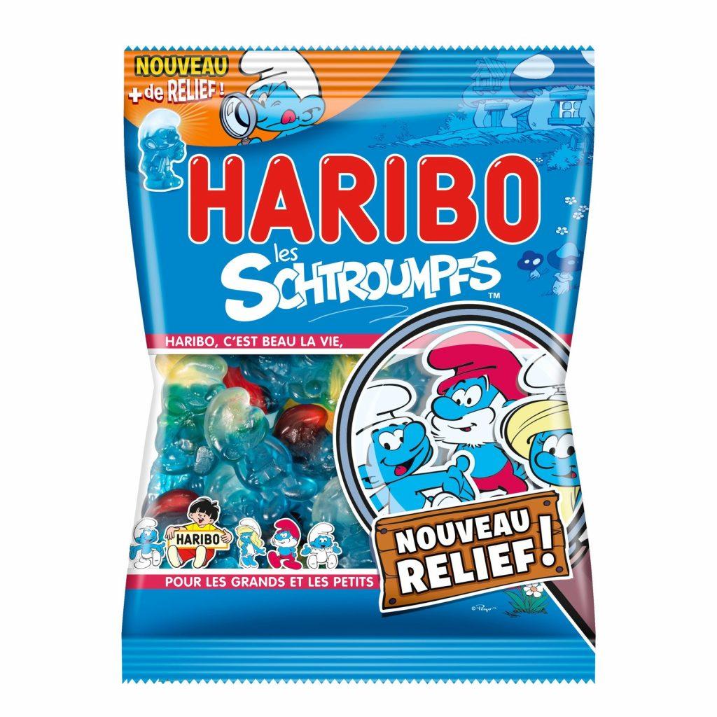 Caramelos Original Haribo Schtroumps