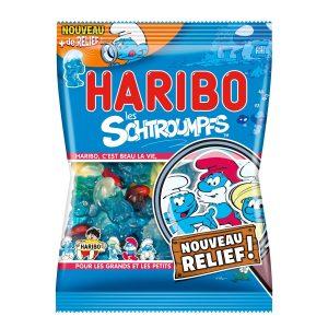 Original Haribo Schtroumps Bonbons