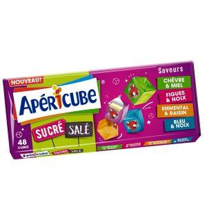 Fromage Apéritif Sucré Salé Apéricube - My French Grocery