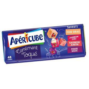 Fromage Apéritif 4 Saveurs Apéricube - My French Grocery