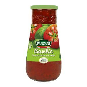 Salsa De Tomate & Albahaca Panzani XL