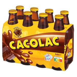 Boisson Lactée Au Cacao Cacolac - My French Grocery