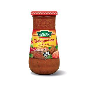 Salsa Boloñesa Picante Panzani