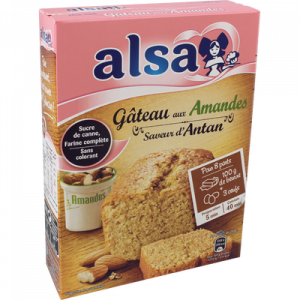 Alsa Traditional Almond Cake Mix