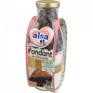 Alsa Chocolate Fondant Mix
